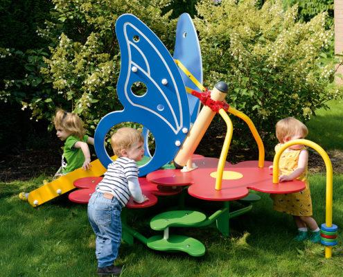 Außenspielgerät Schmetterling