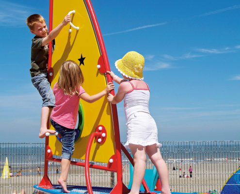 Außenspielgerät Surfbrett